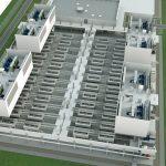 Das Rechenzentrum in Muenchen Ost Aschheim - MUC5